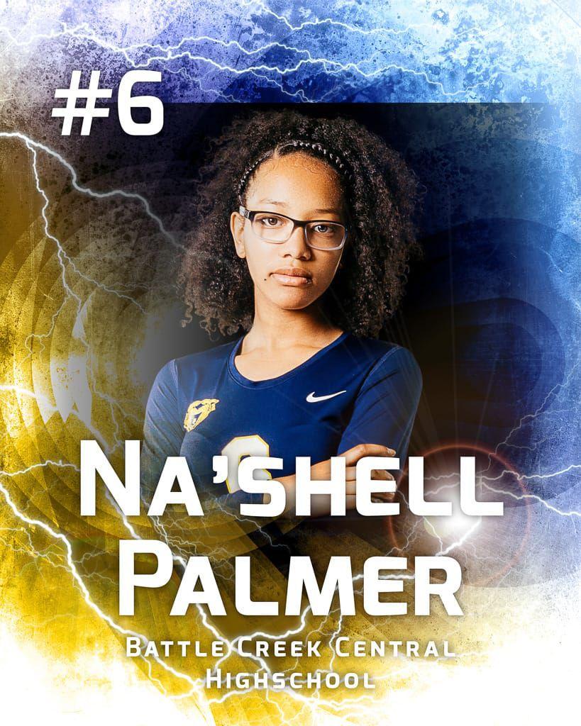 Na'shell Palmer