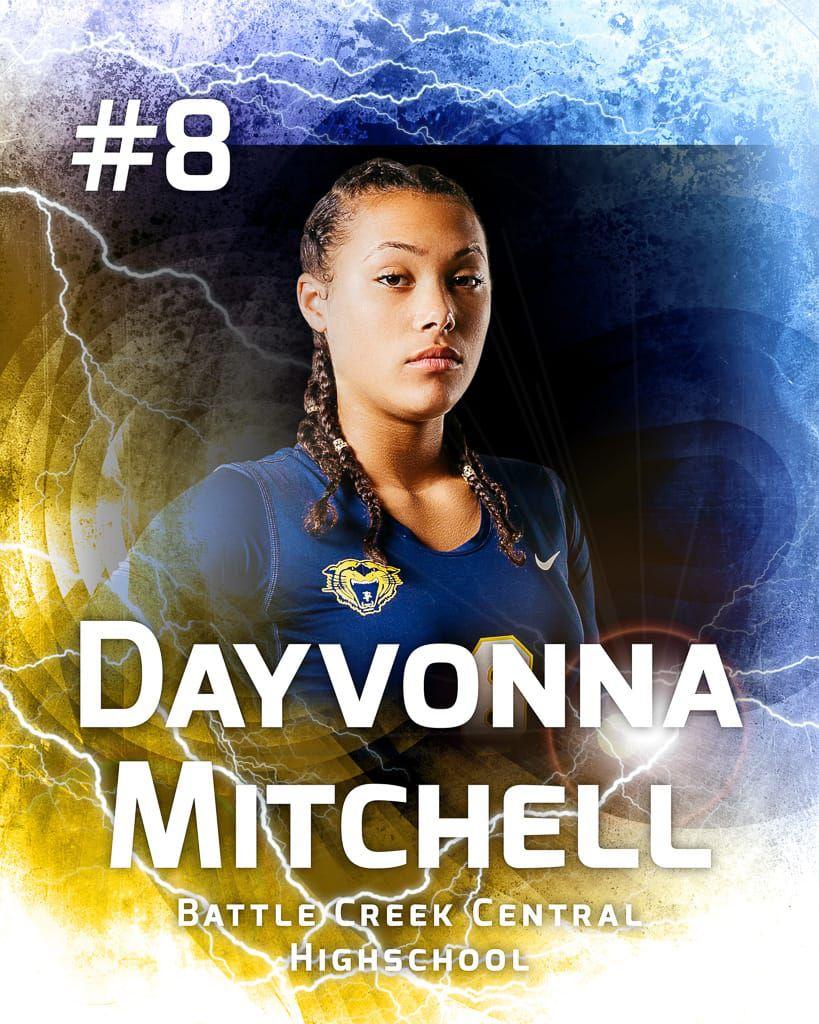 Dayvonna Mitchell