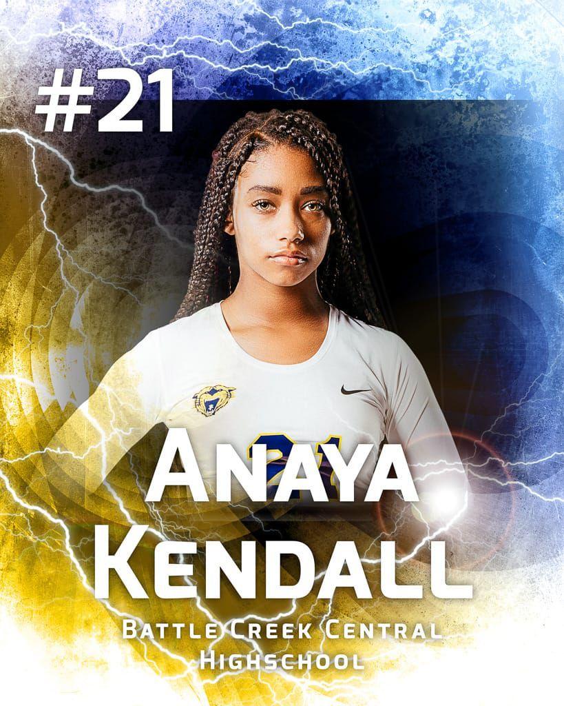 Anaya Kendall