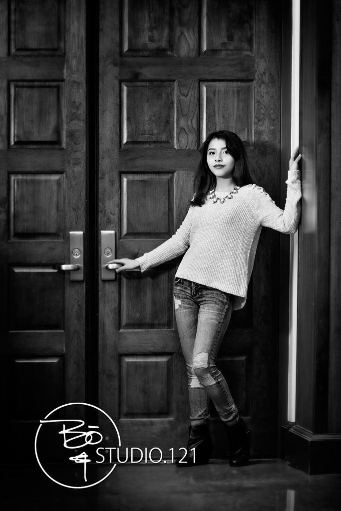 Bo Studio 121 Senior pictures
