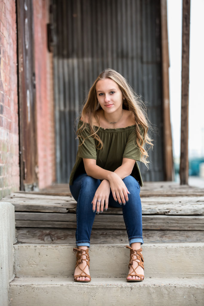 best photographer milliken colorado high school senior