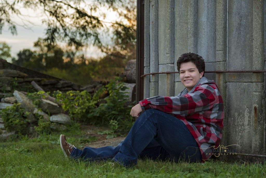 Joey Pitaniello Senior Session Cincinnati