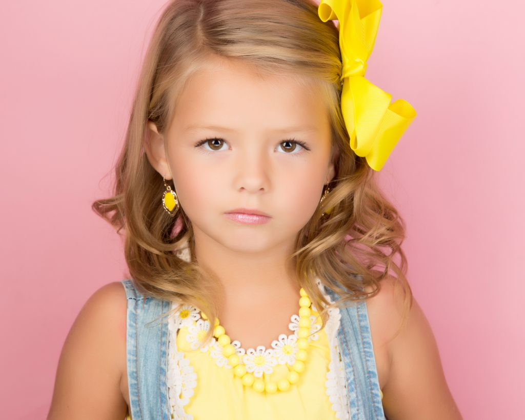 Kentucky Children Pageant Headshot