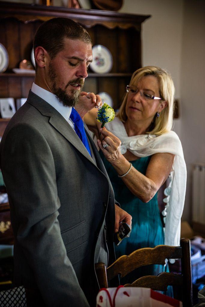 Rachael & Scott's Wedding at Ystrad Mynach