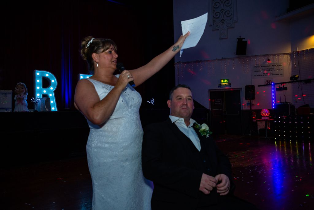 Cath & Rob's Wedding