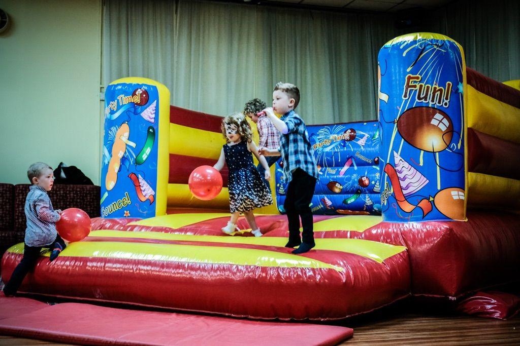 Lawson's 4th Birthday Party