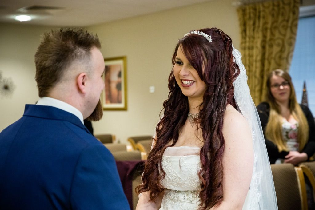 Rachael & Scott's Wedding at Ystrad Mynach