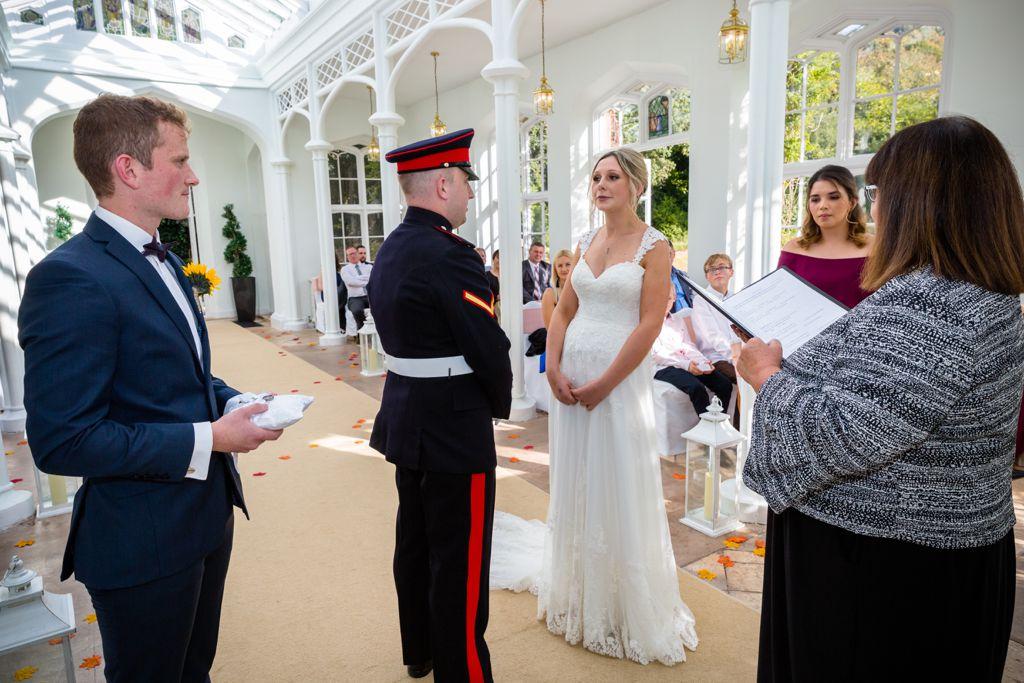 Roberta & Dans Wedding Day