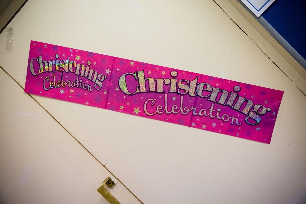 Tia's Christening