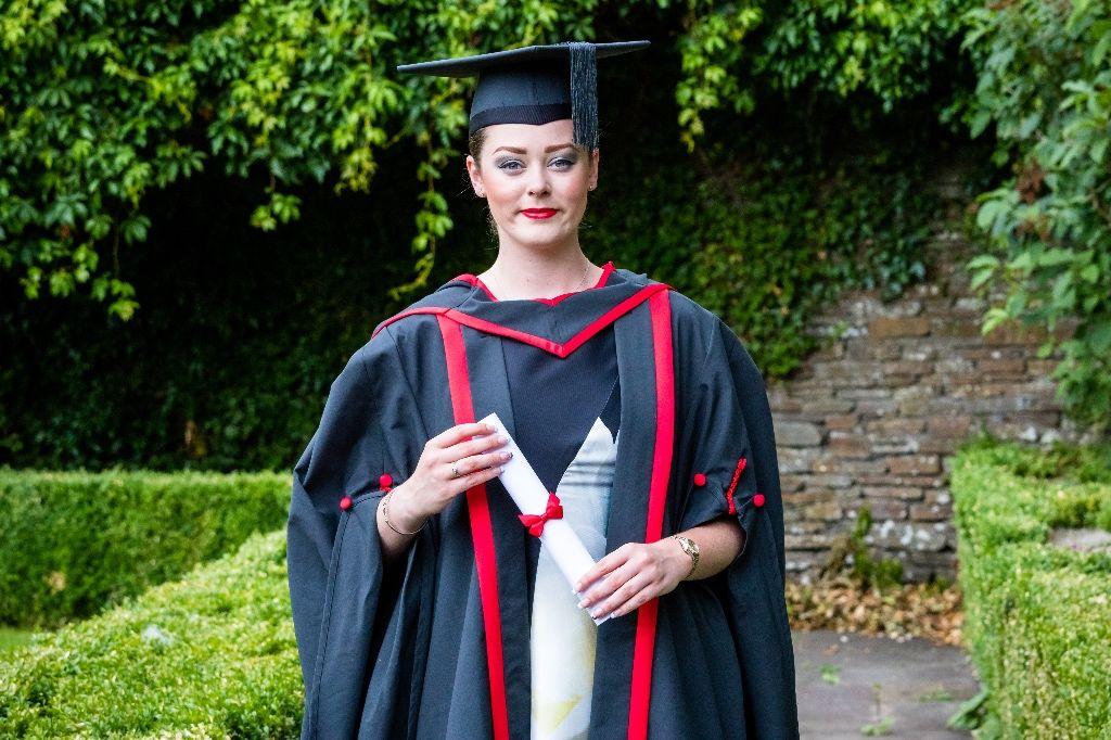Graduation Day Photographs