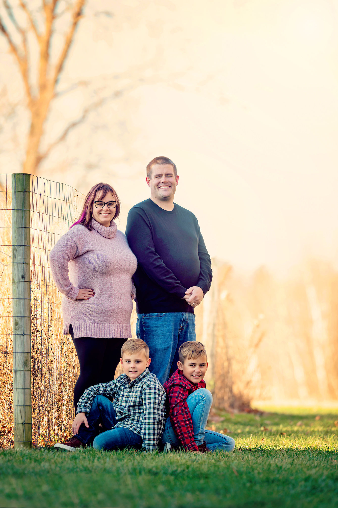 BUSACK FAMILY