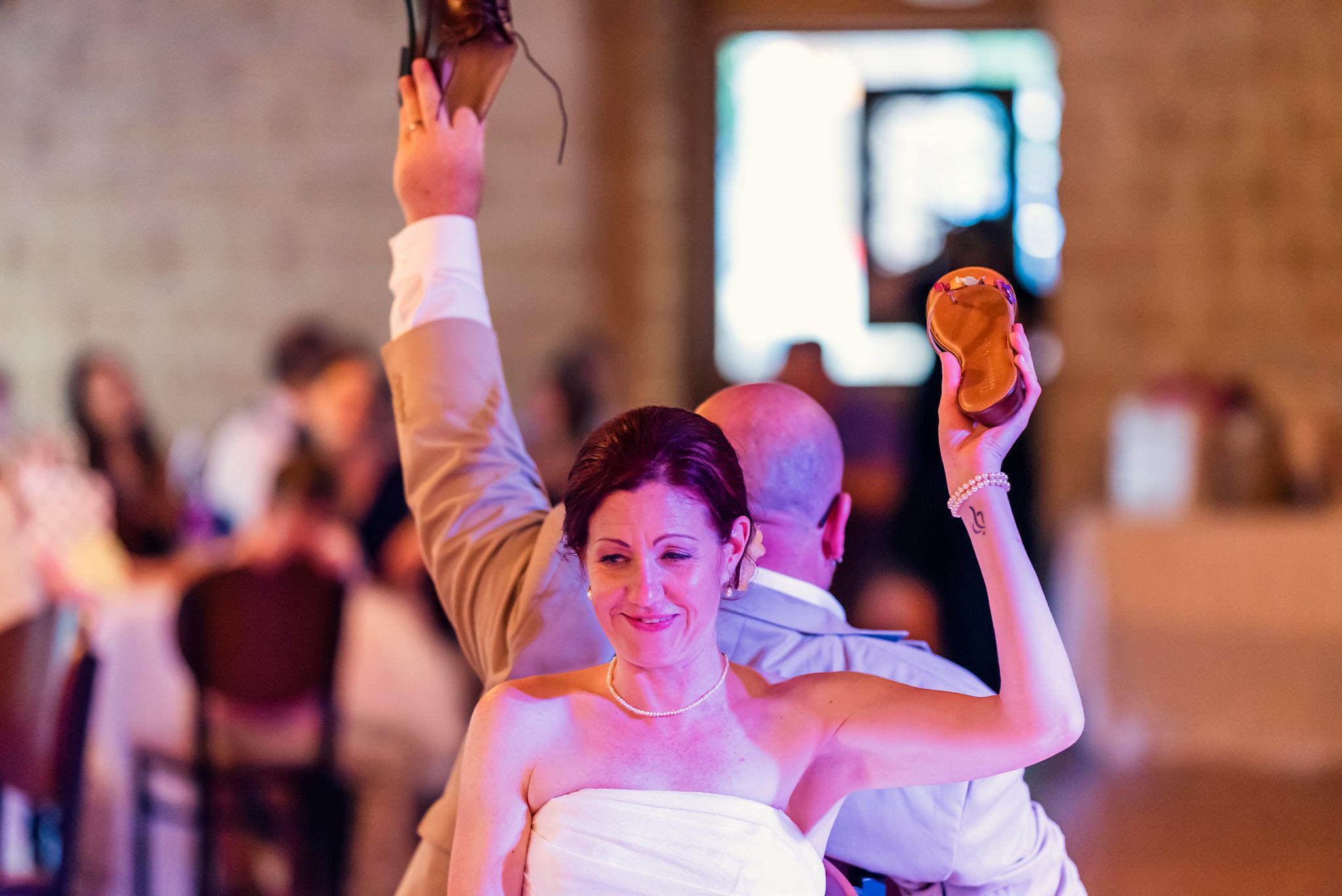 DAN & TORI WEDDING