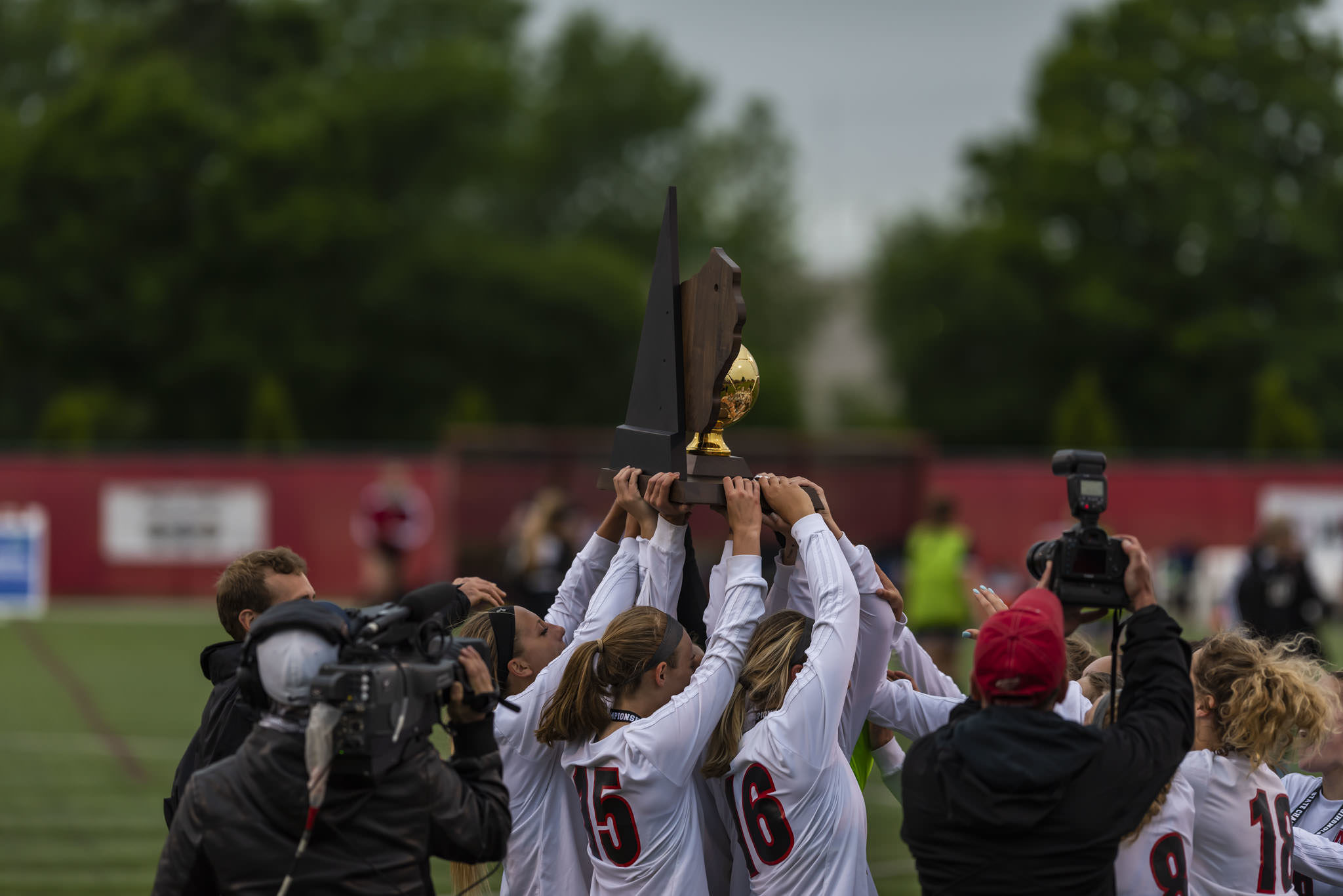 MUSKEGO STATE CHAMPIONS