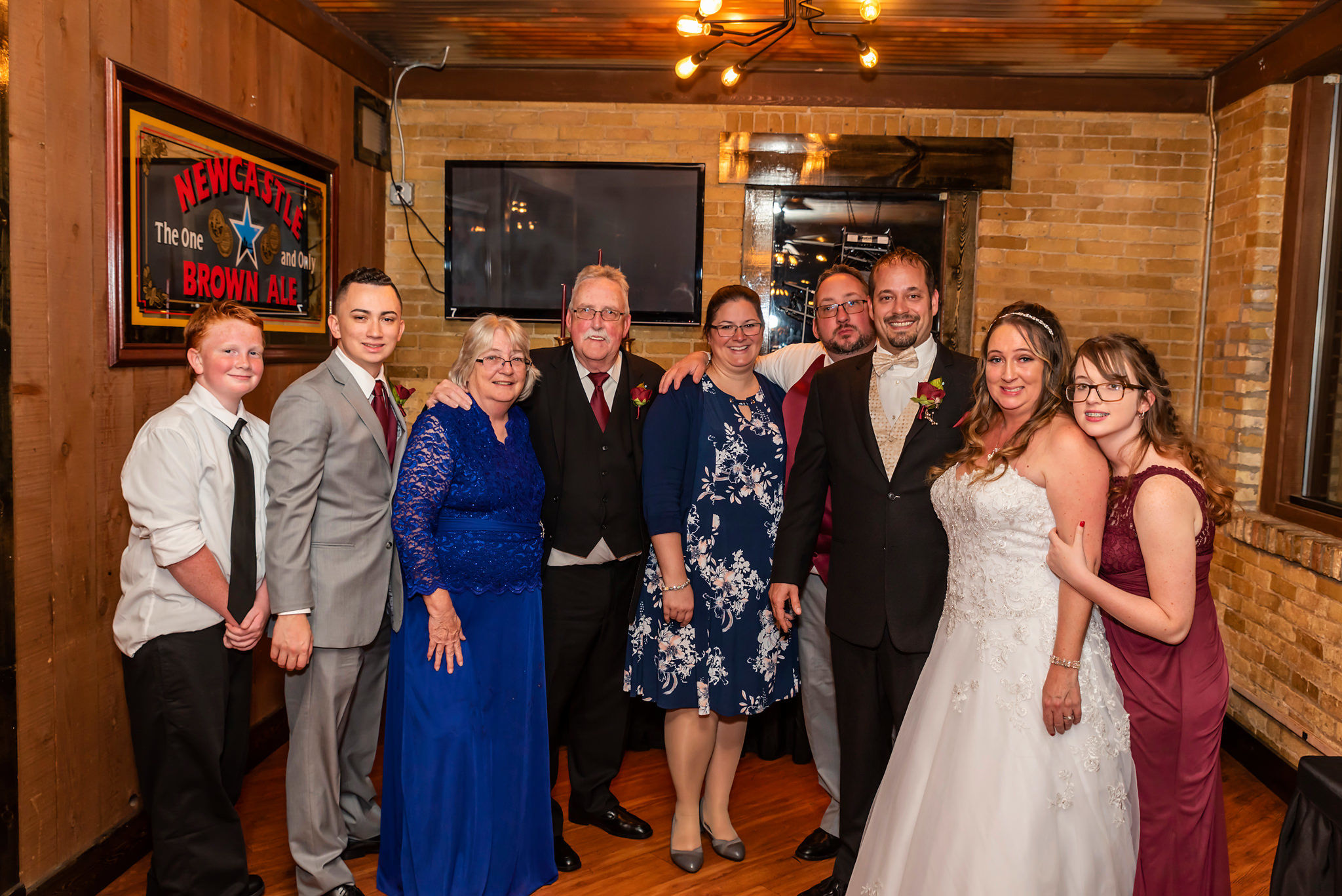 JOHN & NICOLE WEDDING