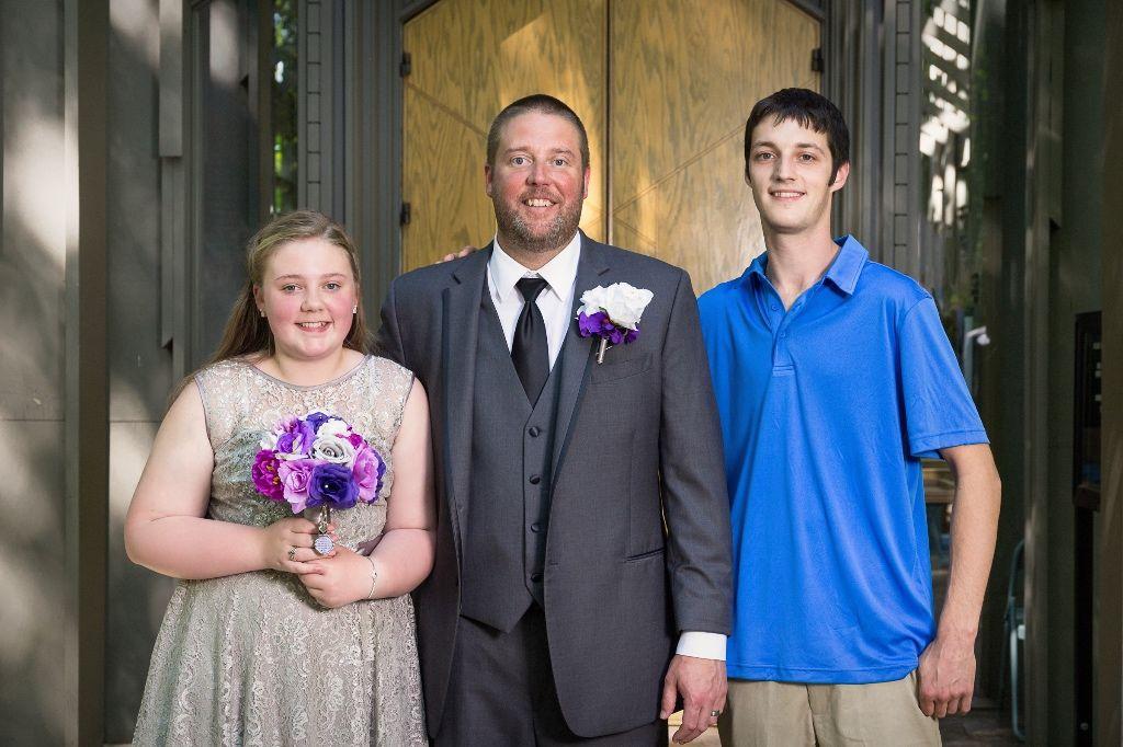 Miranda and Justin Wedding
