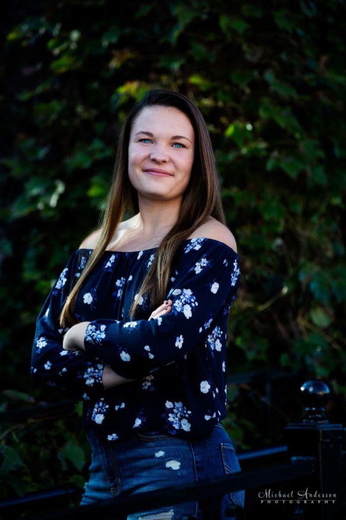 Emma's Senior Portraits