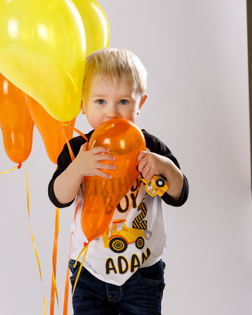 Adam's Two-Year-Old Portraits