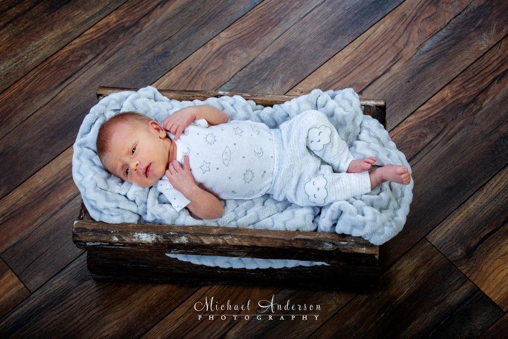 Brooks Newborn Photos
