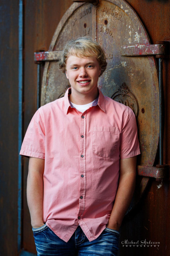 Bryce's Senior Portraits
