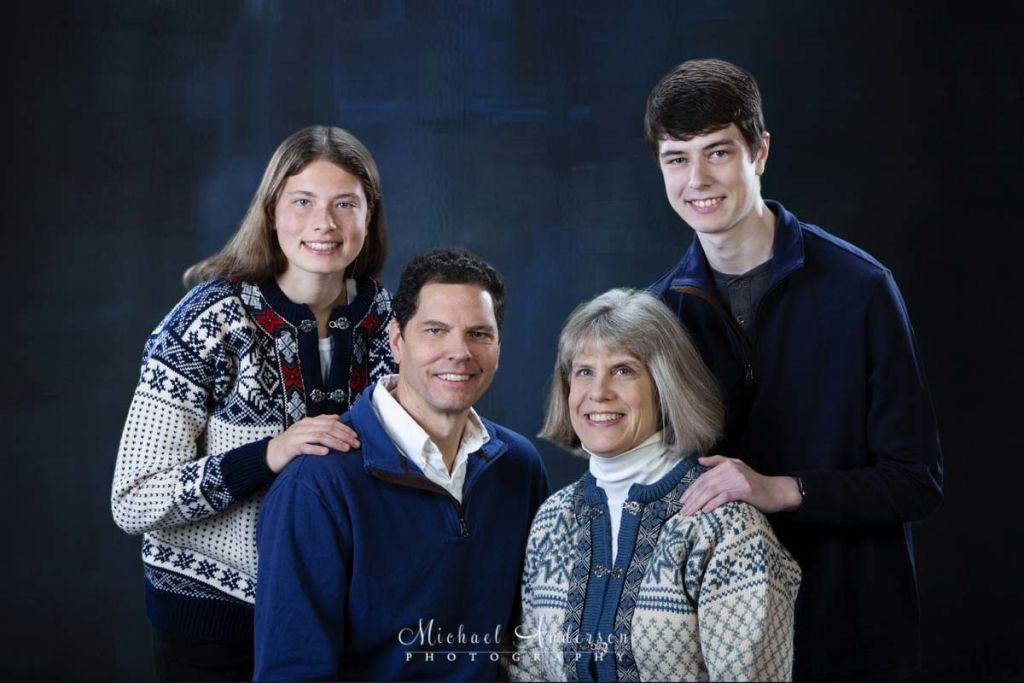 Hanson Family Portraits