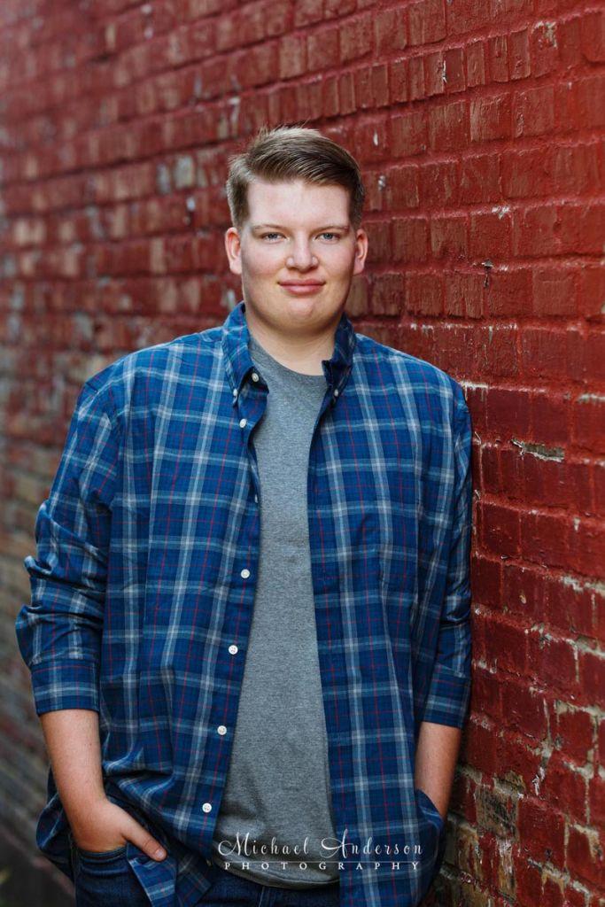 Josh's Senior Portraits
