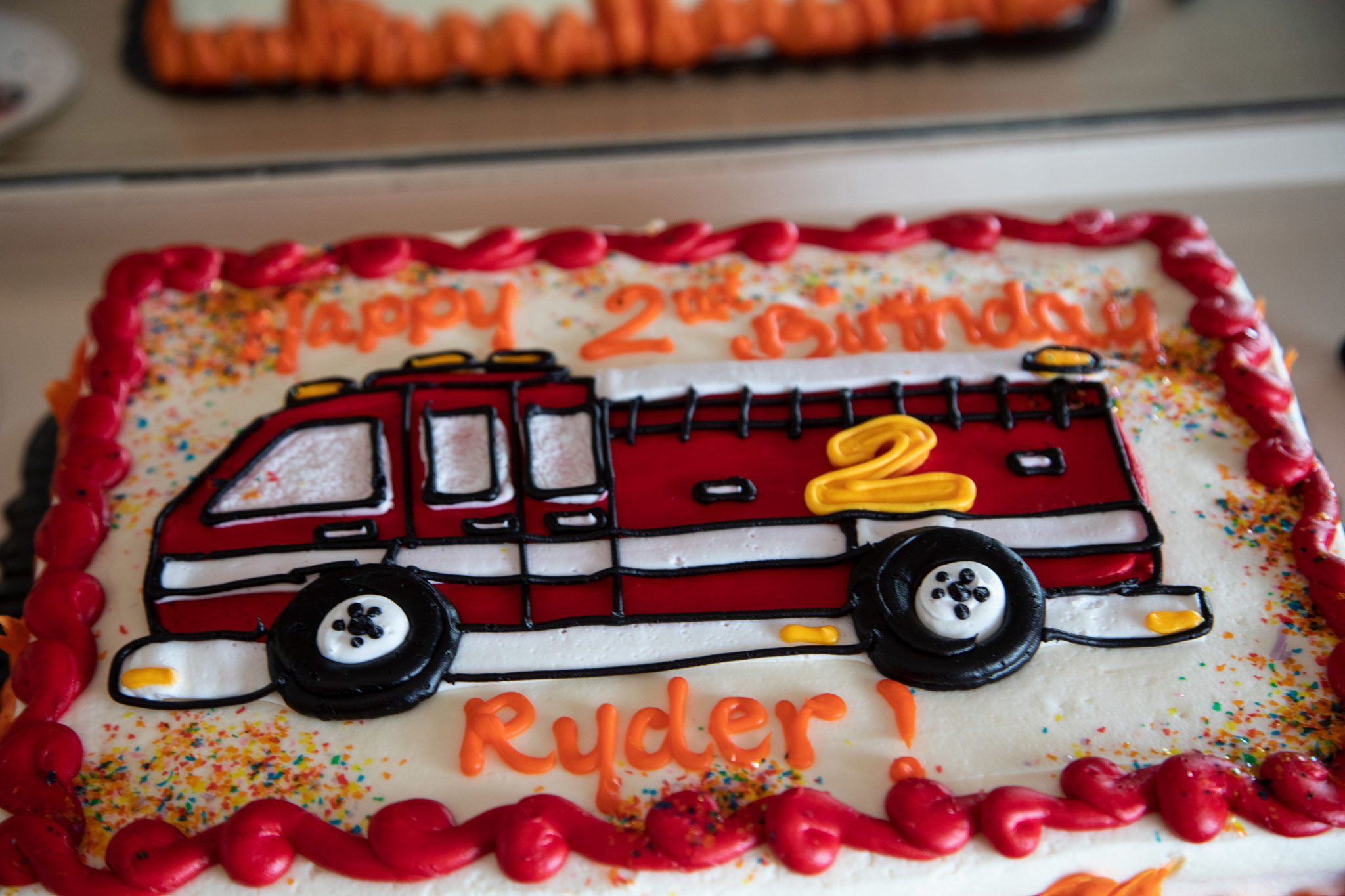 Ryder's 2nd Birthday Party