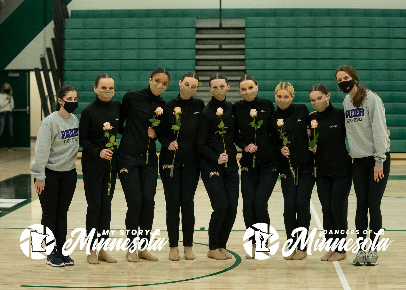 A photo gallery of the Cretin-Durham Hall Dance Team