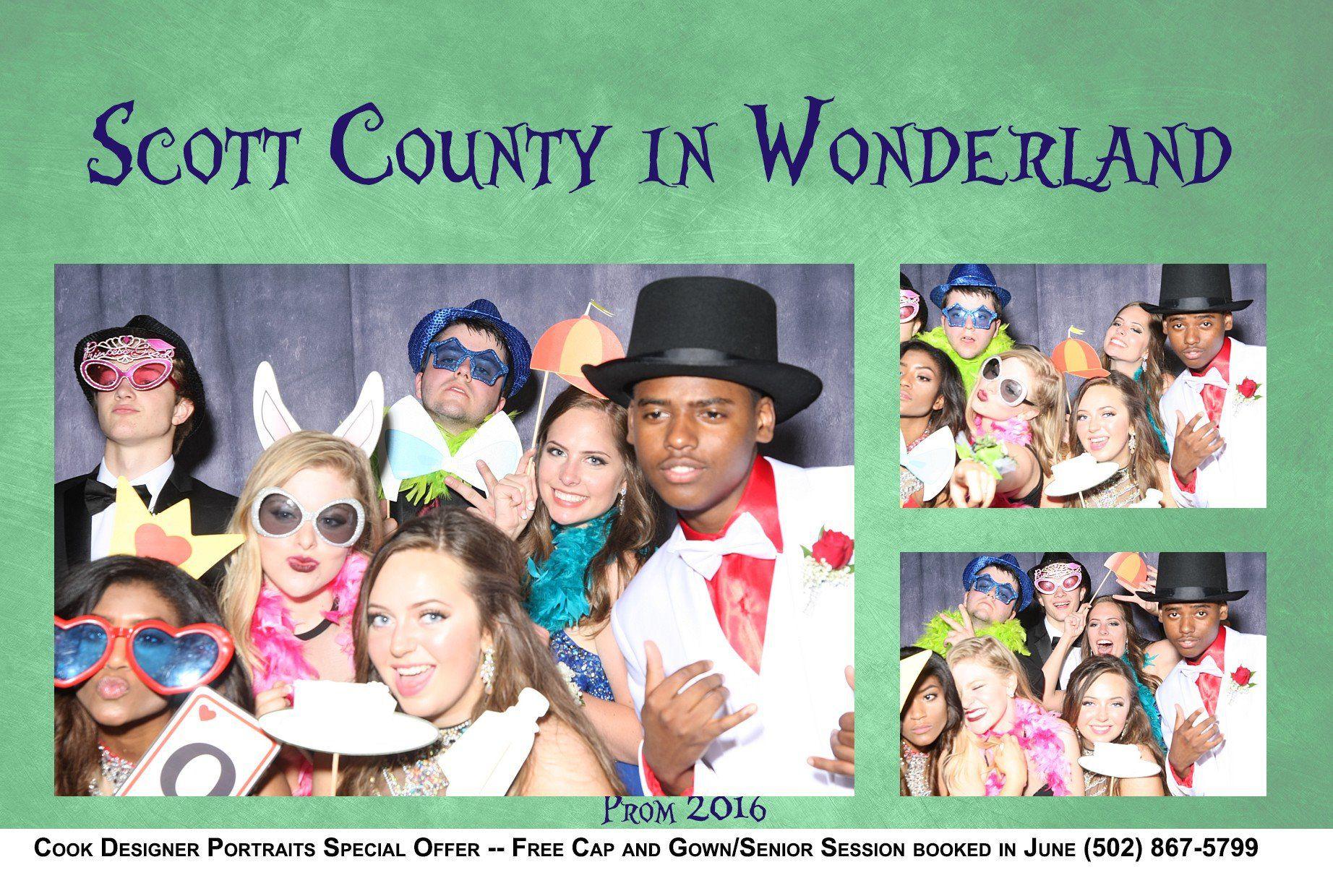 Lexington Kentucky Photo Booth