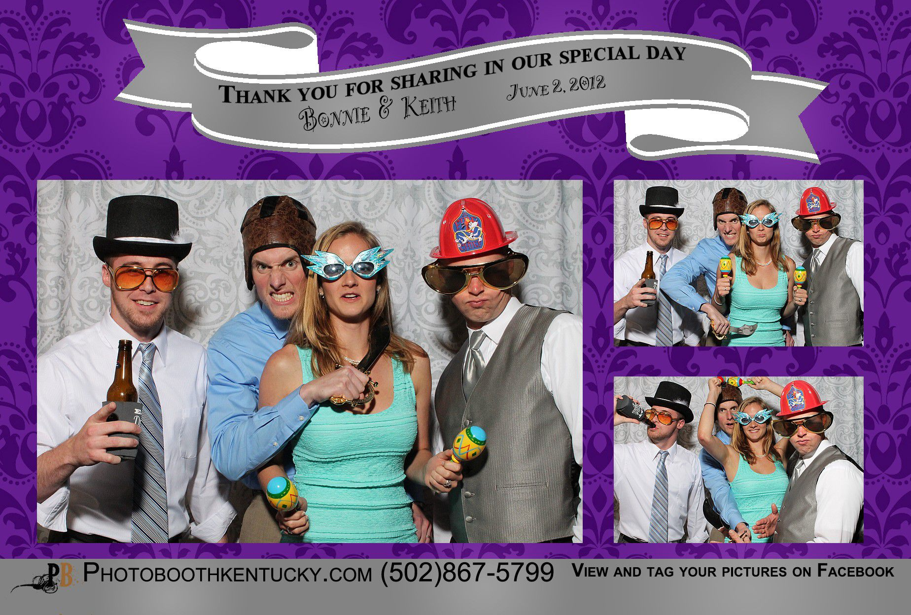 Lexington Kentucky Photo Booth