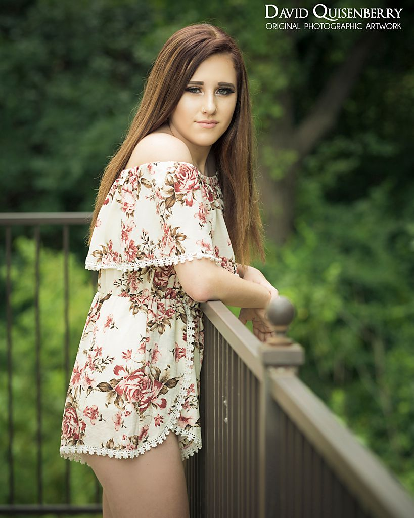 2018 Sr Model Lauren Gilmore