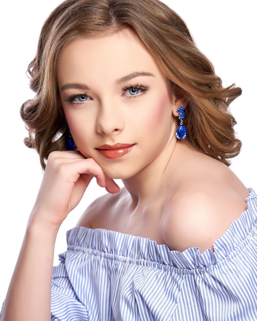 Teen Pageant Portfolio Makeup Artist