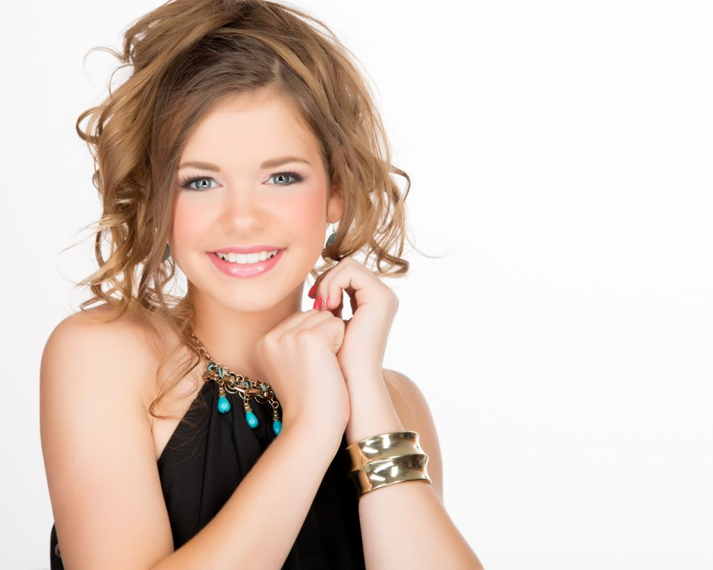 Winning Tennessee Pageant Headshot